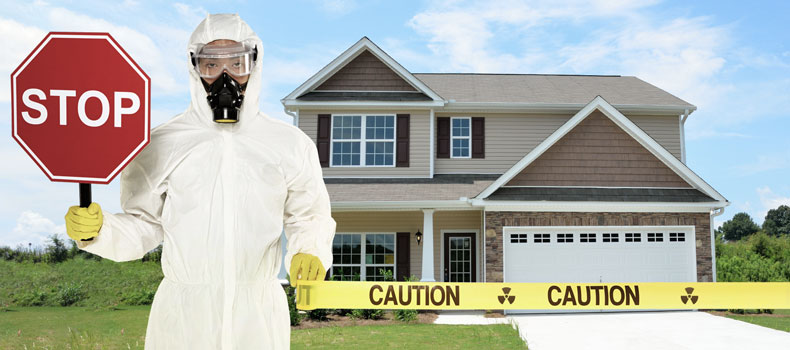 Have your home tested for radon by SHA HOME INSPECTIONS
