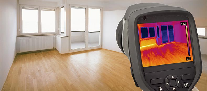 Get a thermal (infrared) home inspection from SHA HOME INSPECTIONS